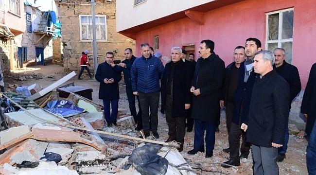 Tüm Sosyal Tesisler Depremzedeler İçin Açıldı