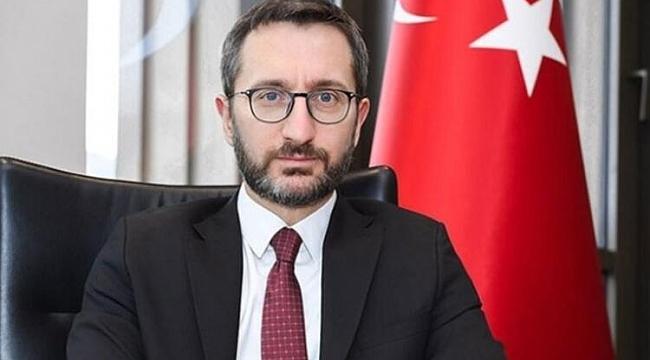 """ALTUN: """"Benzeri Görülmemiş Boyuttaki Göçmen Kriziyle İlgili Olarak AB'nin Türkiye ile Hareket Etmemesi Bugünlere Gelinmesine Neden Oldu"""""""