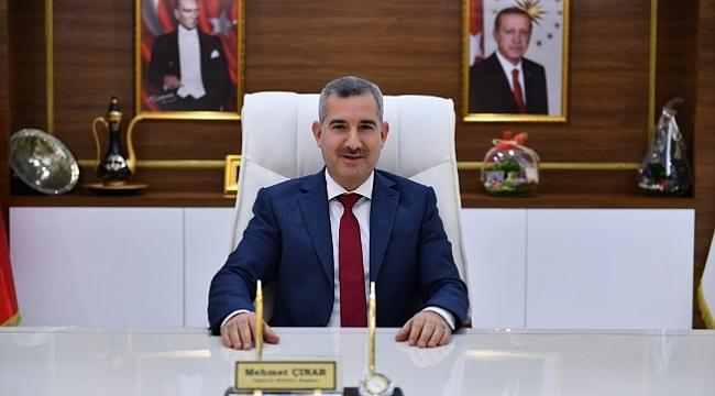 Başkan Çınar'dan 18 Mart Mesajı