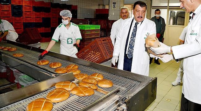 Başkan Gürkan, Talep Halinde Üretimimizi 200 Bine Çıkarabiliriz