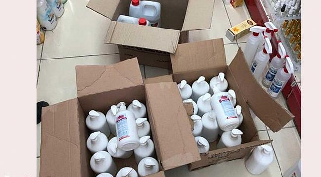 Malatya'da tıbbi malzeme üretim yerlerine denetimler sürüyor
