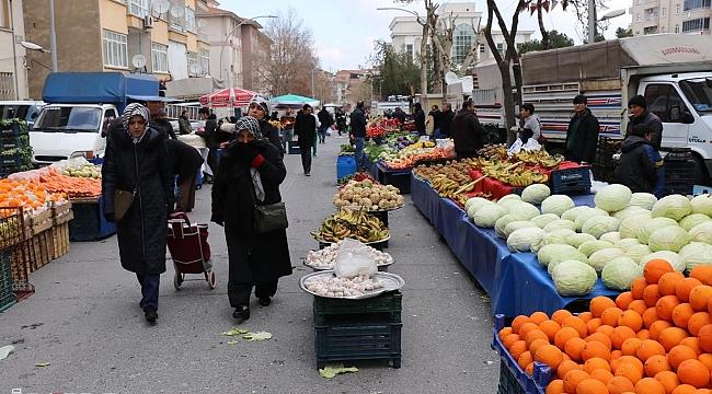 Seyyar Pazarcılar Odası Başkanlığı: Çürük mal veren pazarcıların tezgâhı kapatılacak