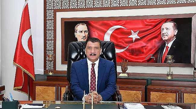 Başkan Gürkan'dan Ailece Kampanya'ya Destek
