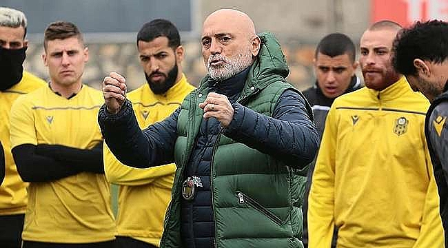 Yeni Malatyaspor'da lige Dönüş Heyecanı