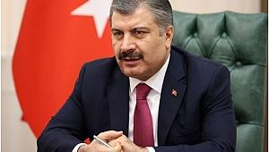 Sağlık Bakanı Koca, Coronavirus'ten 28 vatandaşın hayatını kaybettiğini açıkladı