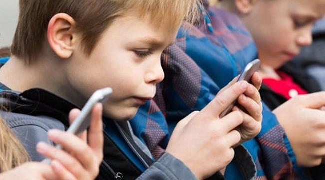 Tablet ve telefonlar çocukların algılarını sınırlıyor