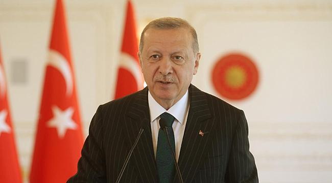 Cumhurbaşkanı Erdoğan, Kabine Toplantısında alınan yeni kararları açıkladı