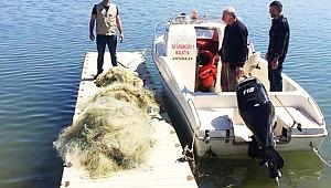 Malatya'da su ürünleri av yasağına uymayan 64 kişiye ceza kesildi