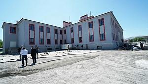 Yeni İtfaiye Merkezi Açılış İçin Gün Sayıyor