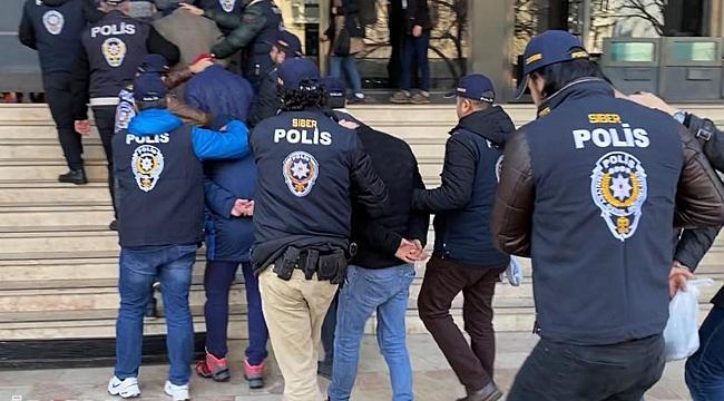 Malatya'da haklarında kesinleşmiş hapis cezası bulunan 41 kişi yakalandı