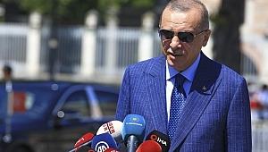 Erdoğan'dan koronavirüs aşısı için iyi haber
