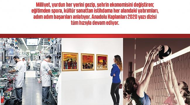 """""""Anadolu Kaplanları"""" Malatya'yla Devam Ediyor"""
