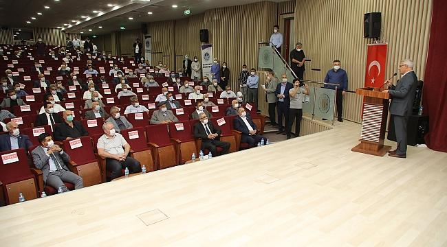 Battalgazi Belediye Başkanı  GÜDER, Muhtarlar Gününü  Kutladı