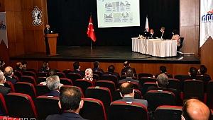 Malatya'da 'İl Planlama ve Koordinasyon Kurulu Toplantısı' düzenlendi
