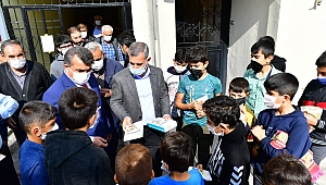 """Yeşilyurt Belediye Başkanı Çınar:""""Hoşgörü, Şefkat ve Merhameti Hayatımızın Merkezine Yerleştirelim"""""""
