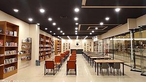 Malatya'da açılışı yapılacak AVM kütüphanesi 5 bin eser ile hizmet verecek