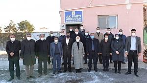 "AK Partili Çalık: ""CHP, hakaretten medet uman bir parti haline geldi"""