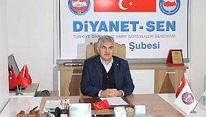 Diyanet-Sen'den memurlara seyyanen zam talebi