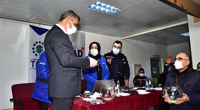 Malatya'da tamamlanan deprem konutları kura ile hak sahiplerine teslim edildi