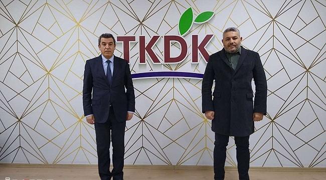 Malatya TSO Başkanından IPARD desteği için TKDK'ya ziyaret