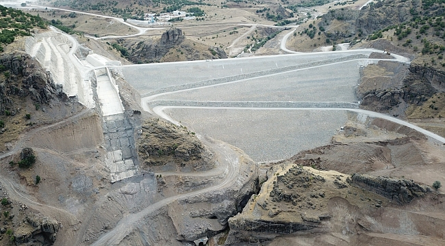 Yoncalı Barajı her yıl  155 milyon lira kazandıracak