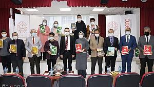 ÖNDER Malatya Şubesinden öğrencilere kaynak kitap desteği geldi