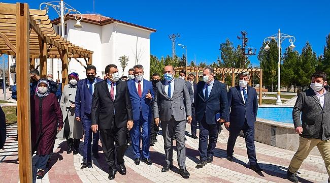 Yazıhan'a Yeni Park