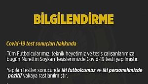 YeniMalatyaspor'da 2 Vaka Daha