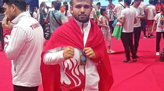 Malatyalı öğrenci  Avrupa şampiyonu oldu