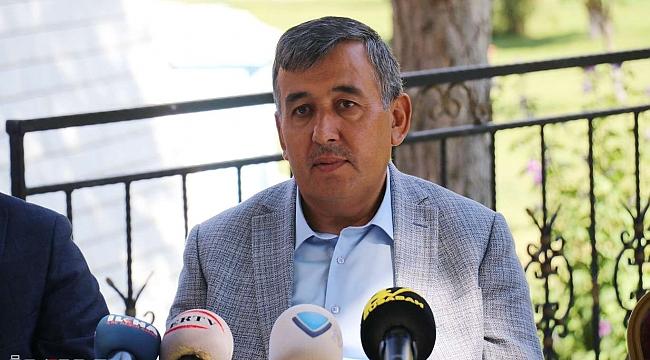 MASKİ Başkanı Mert: Su sorununun çözümü için israfın önlenmesi şart!