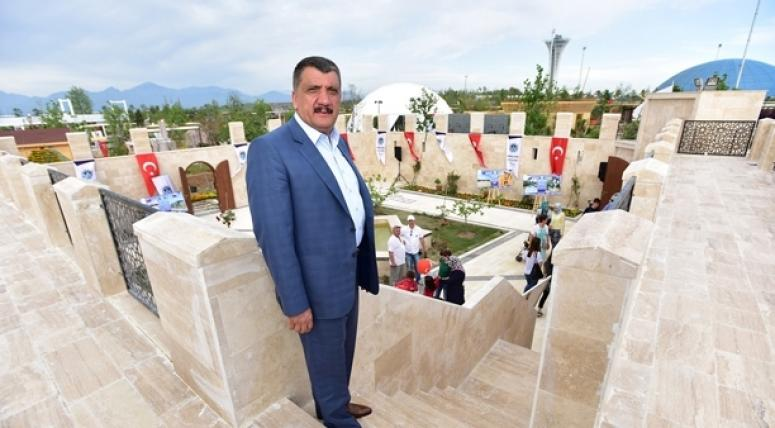 Battalgazi EXPO 2016'da