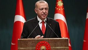 Cumhurbaşkanı Erdoğan: Pazartesi günü kontrollü normalleşme başlıyor