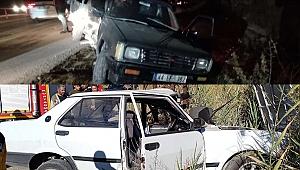 Malatya'da 2 farklı kazada 4 kişi yaralandı